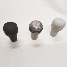 Gear knob available in various colors