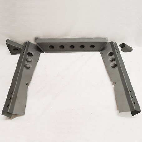 Reinforcement console for BMW Motorsport seats